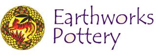 earthworks pottery logo